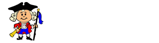 Small cartoon image of John Adams school logo