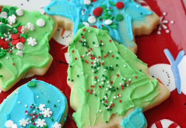 Winter Cookie Decorating Social