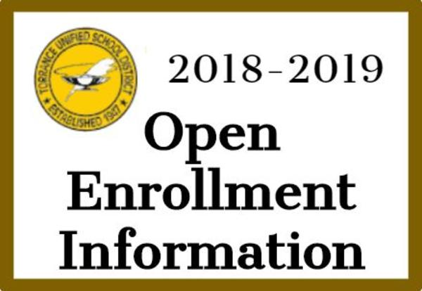Open Enrollment Changes for 2018-2019