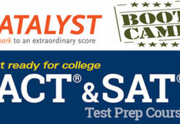 Catalyst Spring ACT and SAT Boot Camps at West High School