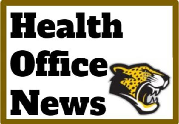 Health News: Immunization Letter for Incoming 7th Graders