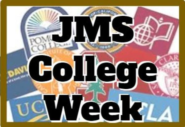JMS College Week: 2/12 - 2/15