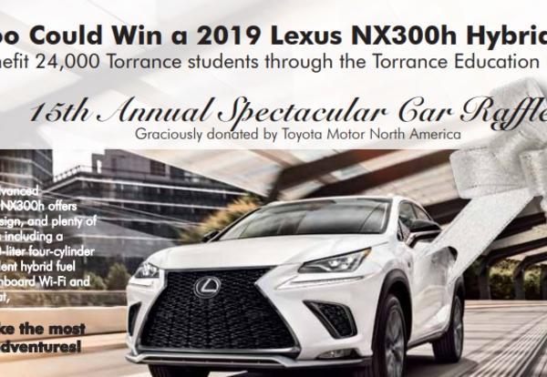 TEF - Win a Car!