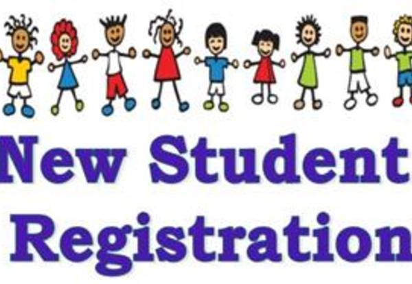 Registration for coming school year