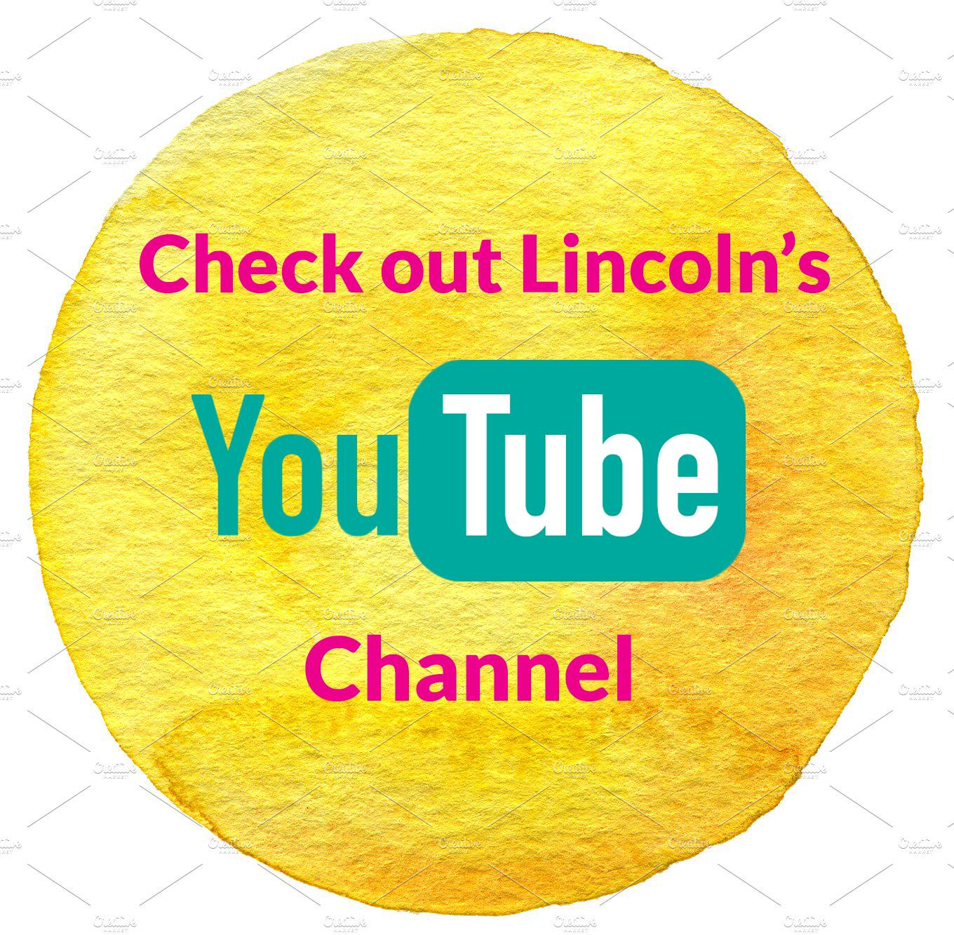 lincoln youtube channel