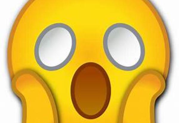 gasping emoji