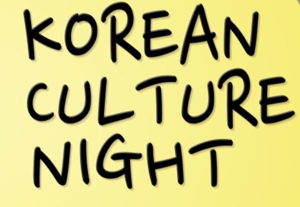 Korean Culture Night 2019