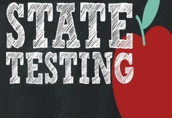 State Testing Begins May 16th