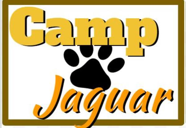 Camp Jaguar was August 20th for all Incoming 6th Graders