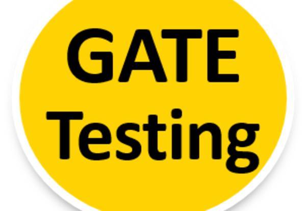GATE TESTING
