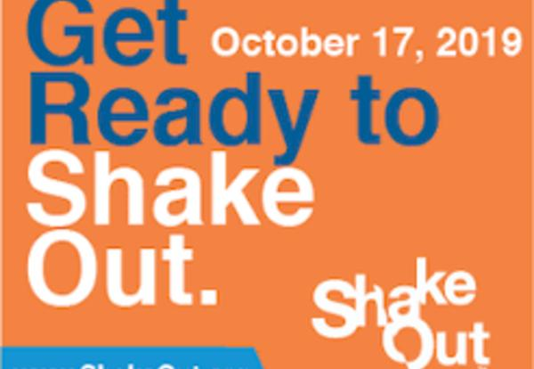 California ShakeOut Drill