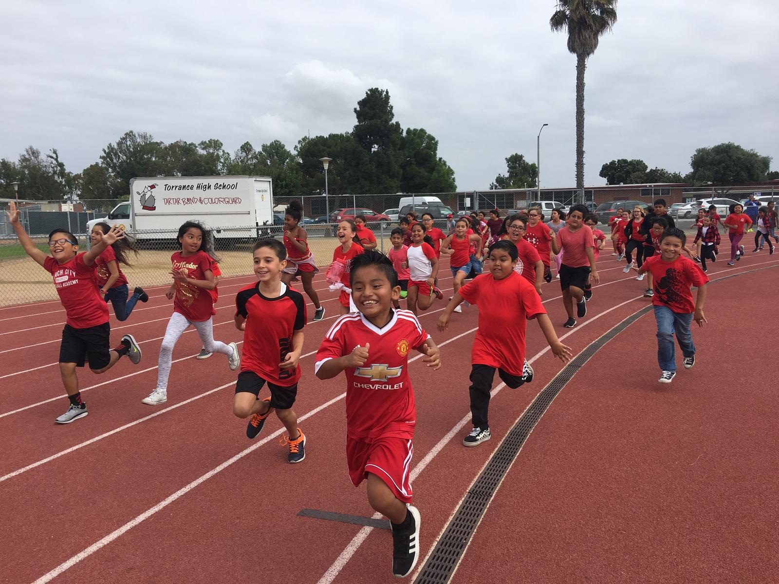 photo of jog a thon