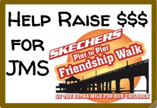 Skechers Walk 2019 - Walk and Raise Money for JMS!