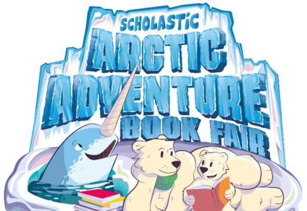 Scholastic Book Fair Arctic Adventure logo