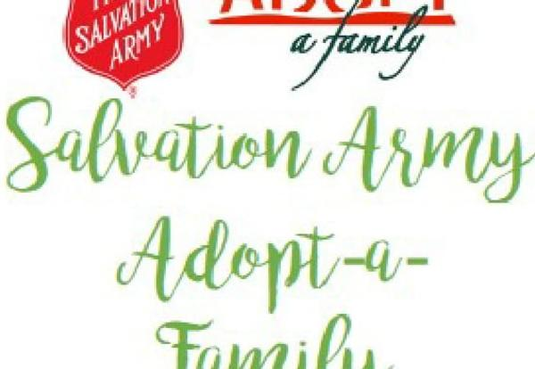 Volunteers Requested: Help pack the boxes for the Family Adopt-a-thon Wednesday 11/20
