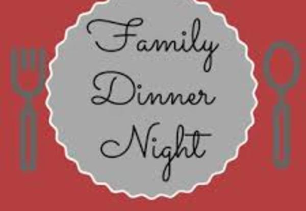 Chick-Fil-A Family Dinner Night, November 21st