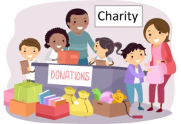 Charitable giving opportunities