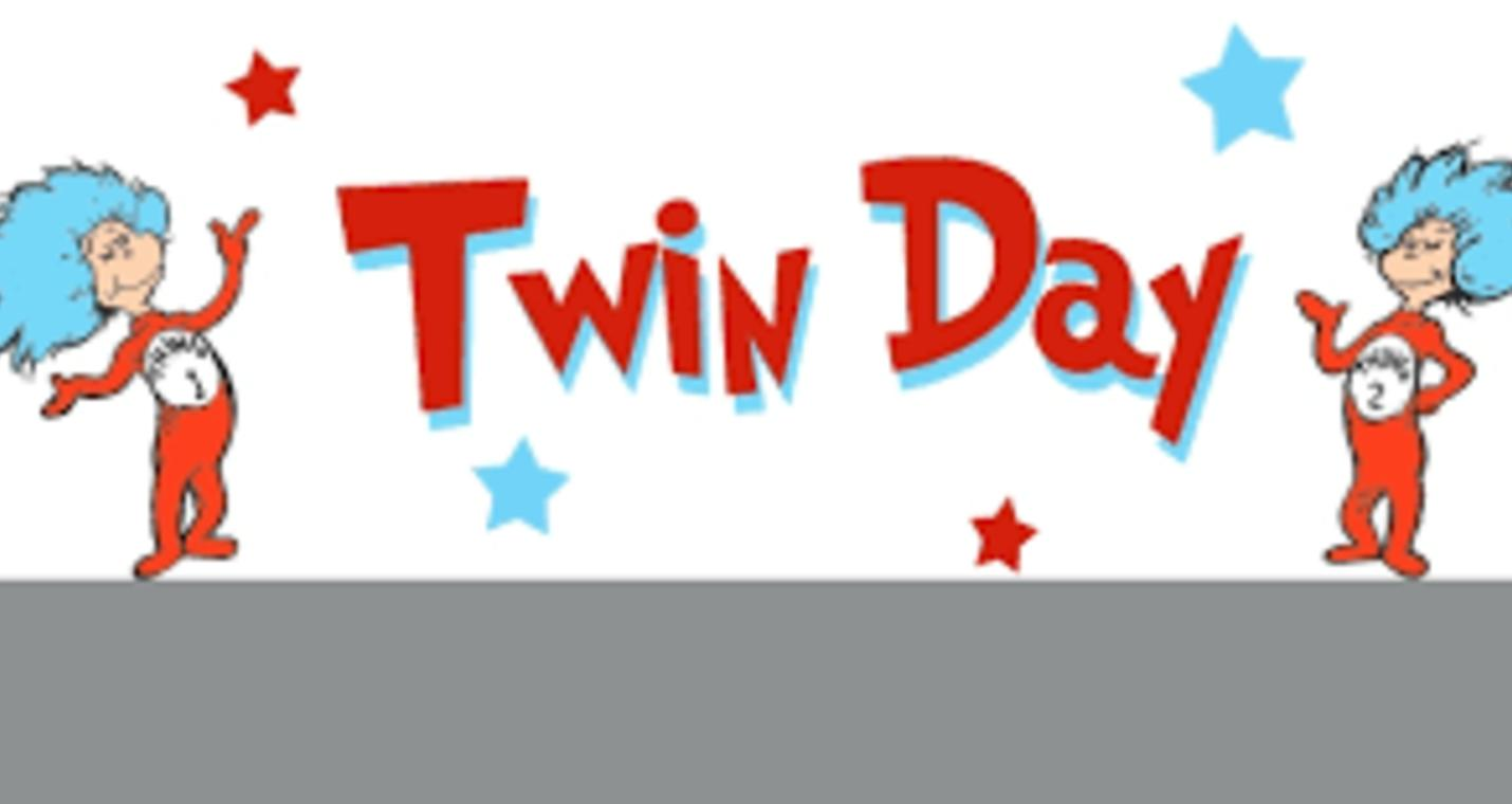 Friday, January 10 is Twins Day!