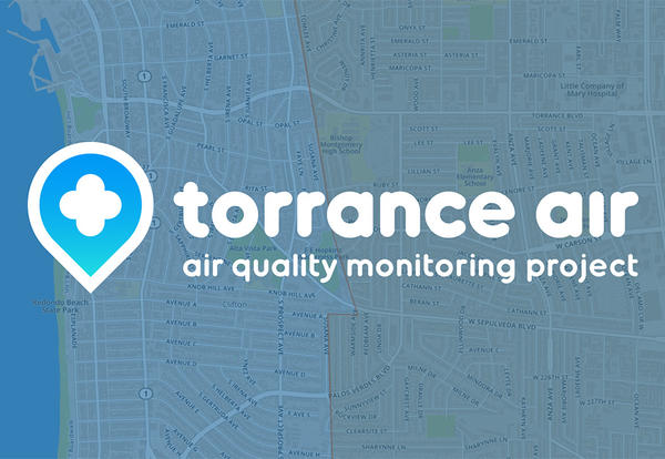 Torrance Air Quality Monitoring Project