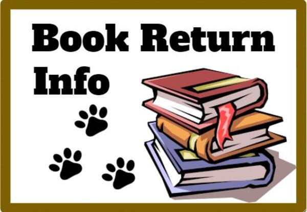 Book Return & Locker Clean-Out for 6th & 7th Graders