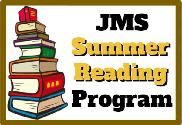 JMS Summer Reading Program