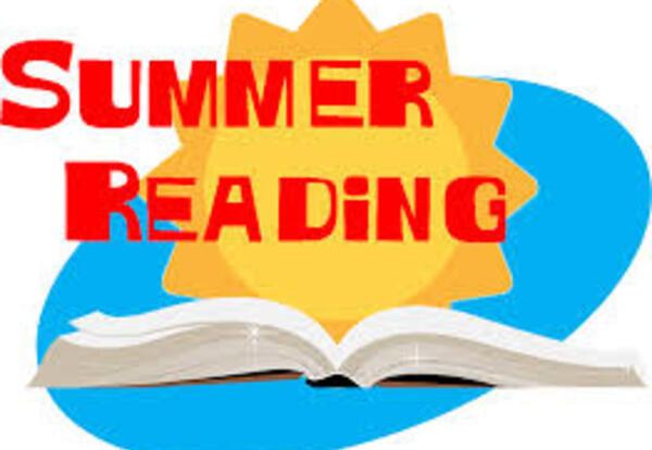 Summer Reading!!!