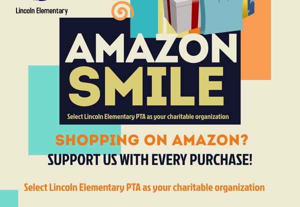 Shop AmazonSmile for Lincoln