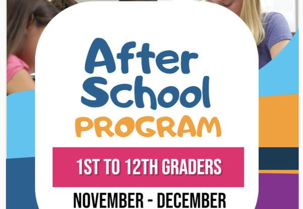 After School Enrichment Program 1st -12th Grade