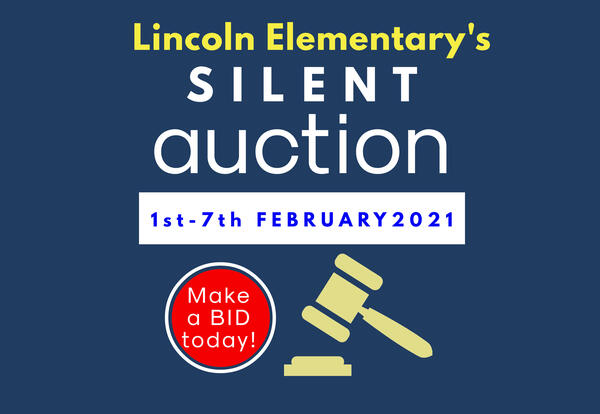 Silent Auction: 02/01/21 - 02/07/21