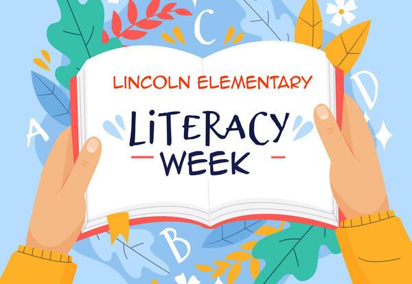 Literacy Week & Project HOPE 02/22/21 - 02/26/21