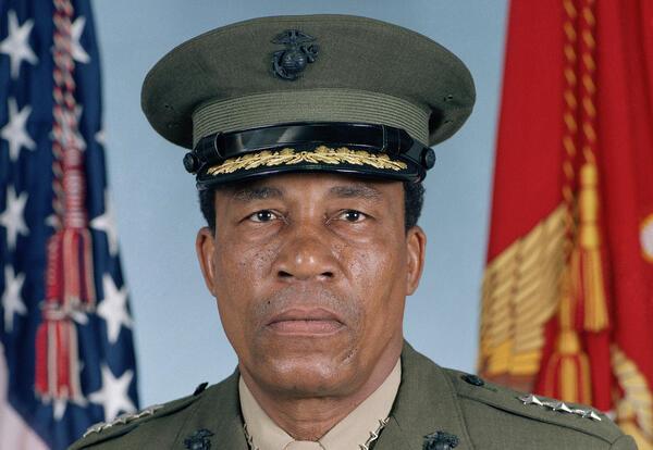 Frank E. Petersen Jr