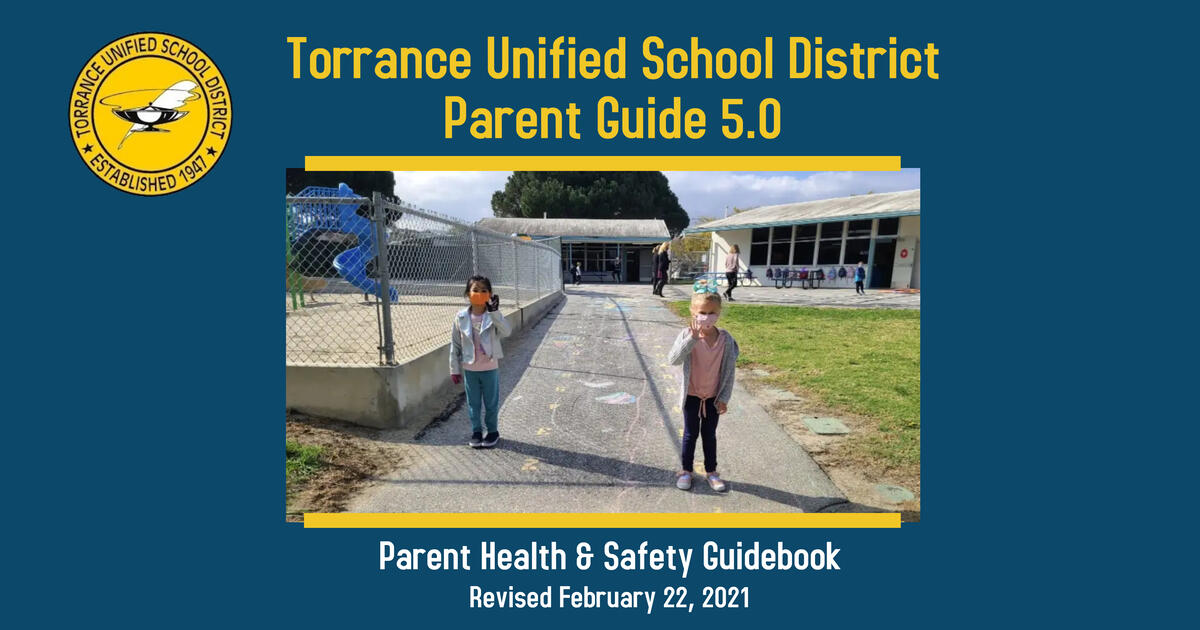 TUSD parent health and safety guide 5.0