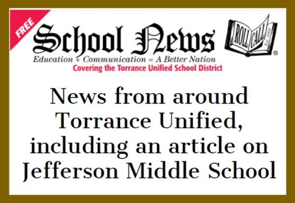 School News Magazine for March 2021