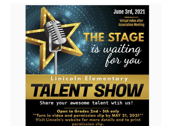 Talent Show video link