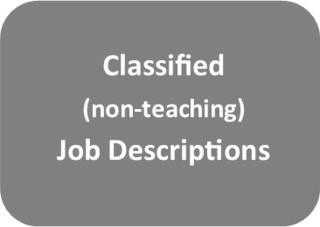 Classified Job Descriptions (Non-Teaching)