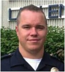 Officer Chase Lyday Photo
