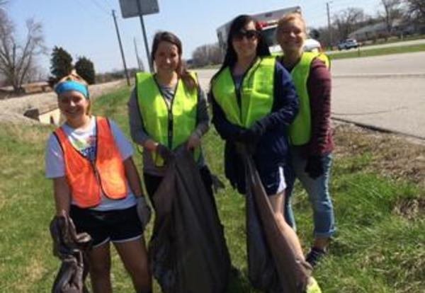 Join us for the Great Indy Clean Up! Saturday, April 16