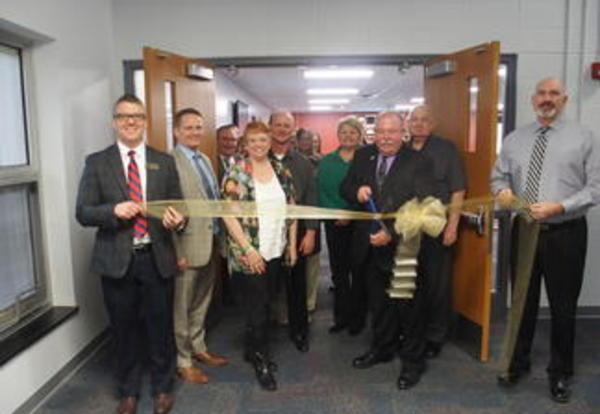 MSD Decatur Officially Opens Community Room at DTSE