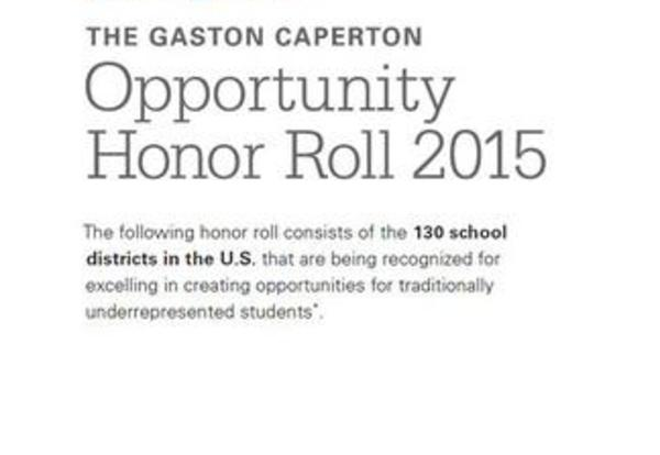 MSD Decatur Makes National Honor Roll