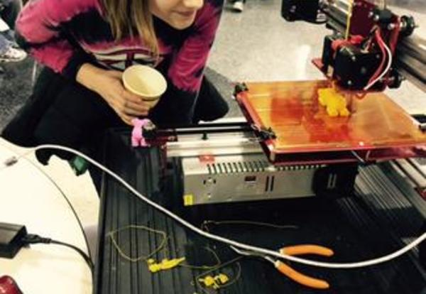 DCHS Offers 3D Printing Camps for All Ages