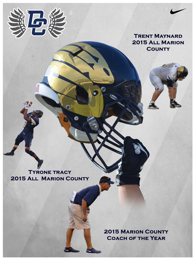 Decatur Central Football Members Receive High Honors | Decatur ...