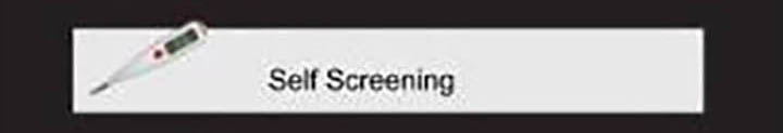 Self-screening