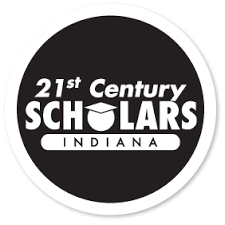 21st Century Scholars of Indiana button