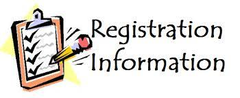 Registration Information Icon
