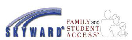 Skyward Family and Student Access Logo