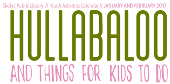 Hullabaloo and Things for Kids To Do