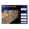 Order in the Library