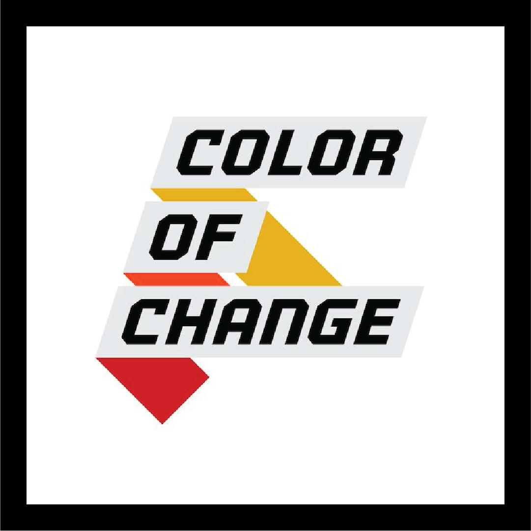 Color of Change is the largest online racial justice organization in the country.