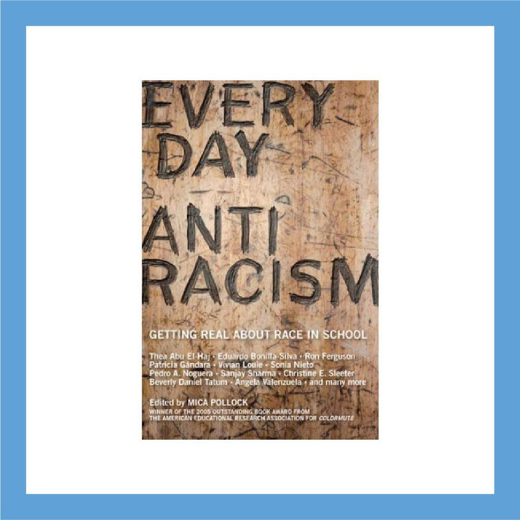 Everyday Antiracism book cover