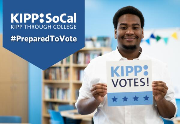 KIPP Through College Alumni: Why Your Vote Matters
